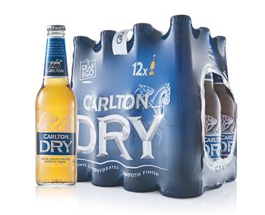 Carlton Dry 12 x 330ml