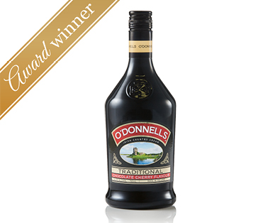 O'Donnells Irish Country Cream Liqueur 700mL