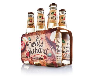 Devil's Orchard Apple Cider 6 x 330mL