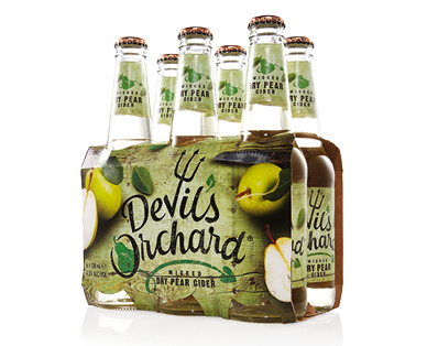 Devil's Orchard Pear Cider 6 x 330mL