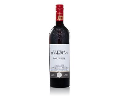 Château Les Maurins Bordeaux Cabernet Sauvignon & Merlot750ml