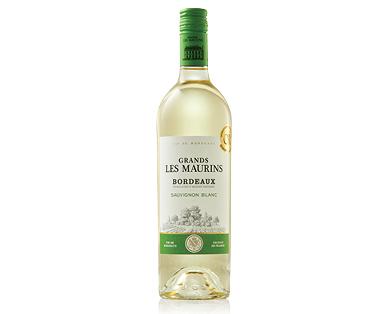 Grands Les Maurins Bordeaux Sauvignon Blanc 750ml