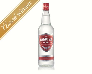Tamova Quadruple Distilled Vodka 700mL