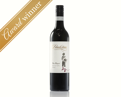 "Blackstone Paddock ""The Player"" Barossa Valley Shiraz"
