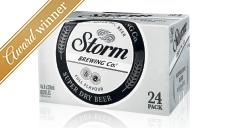 Storm Brewing Co. Premium Super Dry Beer 24 x 330mL