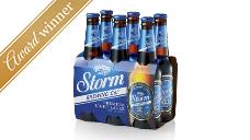 Storm Brewing Co. Premium Light Lager 6 x 330mL