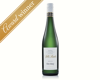 Peter Mertes Gold Edition Mosel Riesling