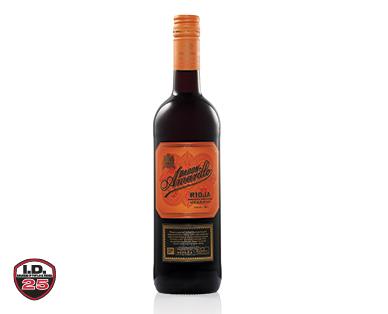 Baron Amarillo Rioja Reserva