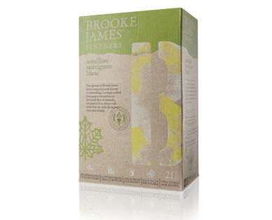 Brooke James Vintners Semillon Sauvignon Blanc Cask 2L