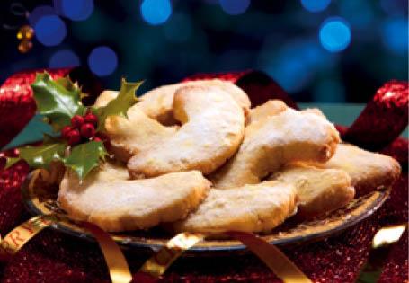 Christmas Crescent Cookies Aldi Australia