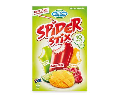 Milfina Spider Stix 10pk / 750ml