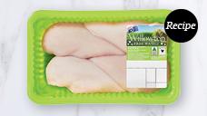 Willowton Free Range Chicken Breast Bulk Pack per kg