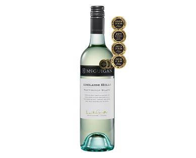McGuigan Adelaide Hills Sauvignon Blanc 2017 750ml