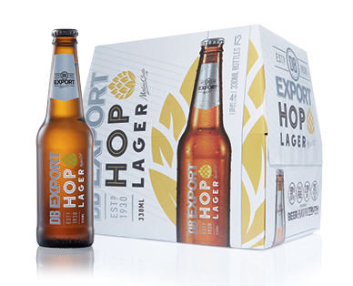 DB Export Hop Lager 12 x 330ml