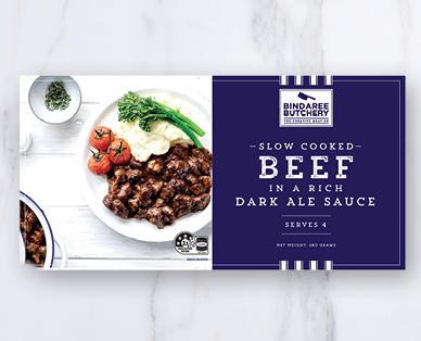 Bindaree Butchery Beef & Ale Casserole 680g