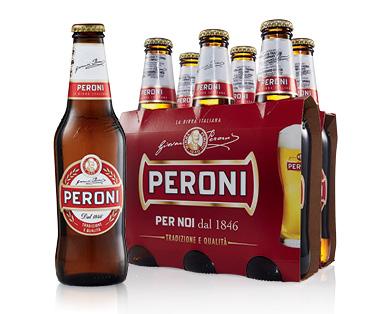 Peroni Red Lager 6 x 330ml