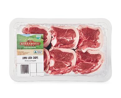 Killarnee Lamb Chops per kg