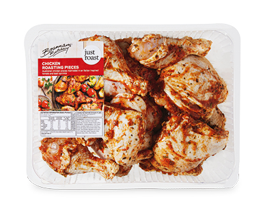 Brannans Butchery Marinated Chicken Roasting Pieces per kg