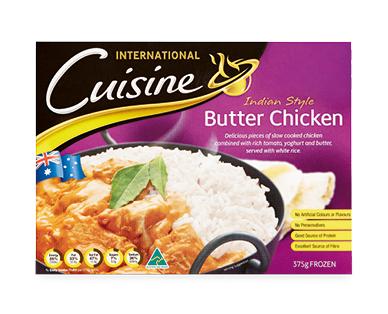 International Cuisine Butter Chicken 375g