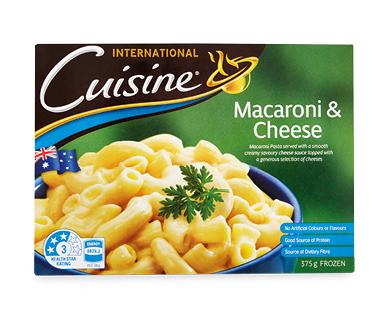 International Cuisine Macaroni & Cheese 375g