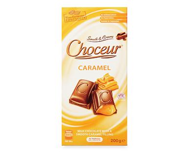 Choceur Caramel Chocolate 200g