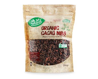 Oh So Natural Cacao Nibs 250g