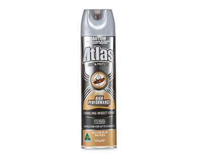 Atlas Surface and Cockroach Spray 350g