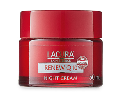 Lacura Renew Q10 Anti-Wrinkle Night Cream 50ml