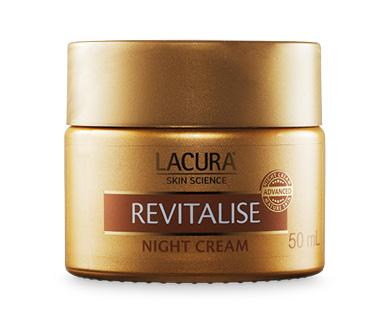 Lacura Revitalise Mature Skin Night Cream 50ml