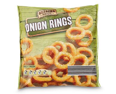 Seasons Pride Onion Rings 500g