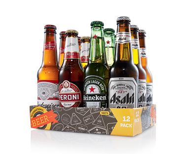 International Mixed Beer 12 x 330ml