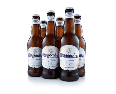 Hoegaarden White Beer 6 x 330ml