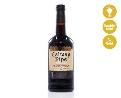 Galway Pipe 12yo Grand Tawny 750ml