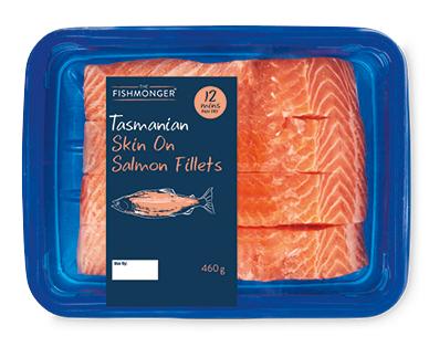 The Fishmonger Salmon Fillets 4pk/460g