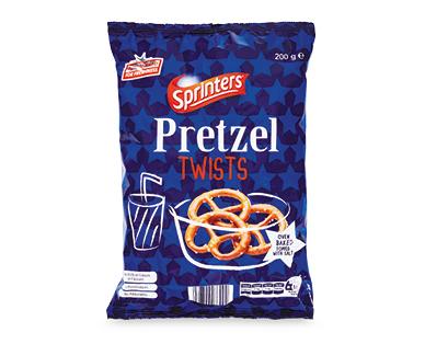 Sprinters Pretzel Twists 200g