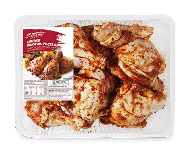 Brannans Butchery Chicken Roasting Pieces per kg