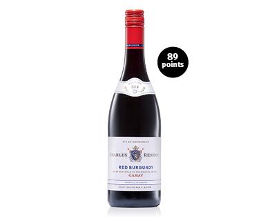 Charles Renoir Red Burgundy Gamay 2018 750ml