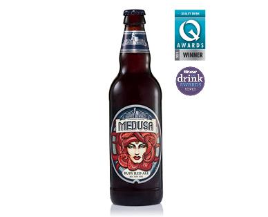 Medusa Ruby Red Ale 500ml
