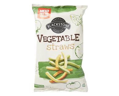 Blackstone Vegetable Straws 110g