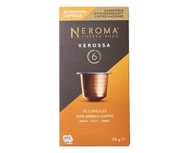 Neroma Verossa #6 Nespresso Compatible Coffee Capsules 10pk