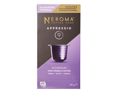Neroma Appressio #9 Nespresso Compatible Coffee Capsules 10pk