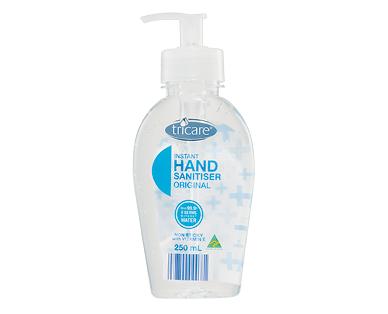 Tricare Instant Hand Sanitiser 250ml