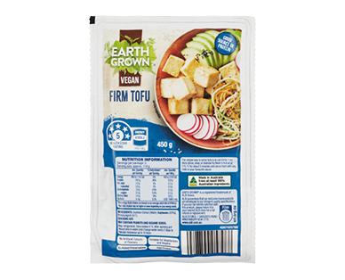 Earth Grown Firm Tofu 450g