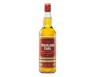 Highland Earl Scotch Whisky 700ml