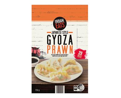 Urban Eats Prawn Gyoza 750g