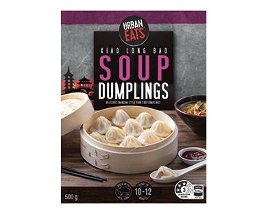 Urban Eats Soup Dumplings 500g