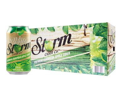 Storm Cider Co. Apple Cider 10 x 375ml