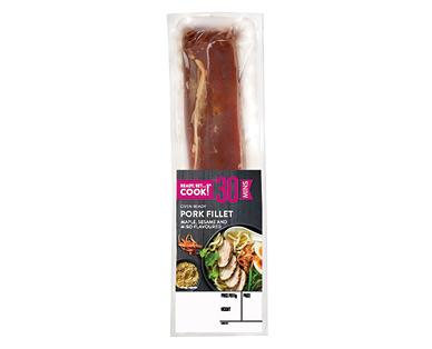 Ready, Set…Cook! Maple Miso Pork Fillet per kg