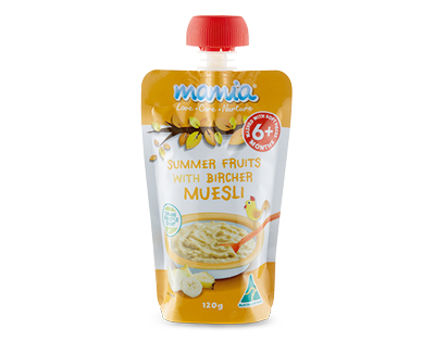 Mamia Baby's First Breakfast 6mth+ Muesli