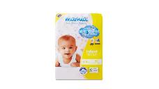 Mamia Unisex Nappies Infant 4-8kg 60pk